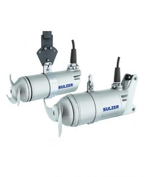 Mixers For Wastewater