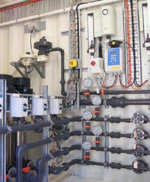 Gas Chlorination